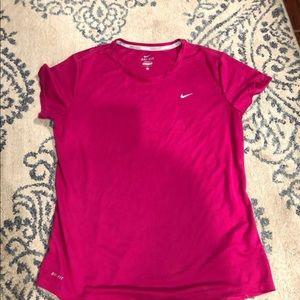 Nike Dri-fit shirt Size large
